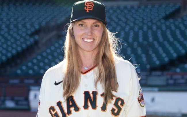 Alyssa Nakken Appointed 1st Female MLB Coach