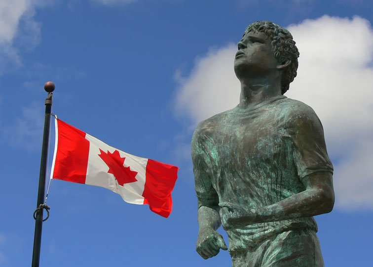 B.C. Locals Want Terry Fox To Grace $5 Bill