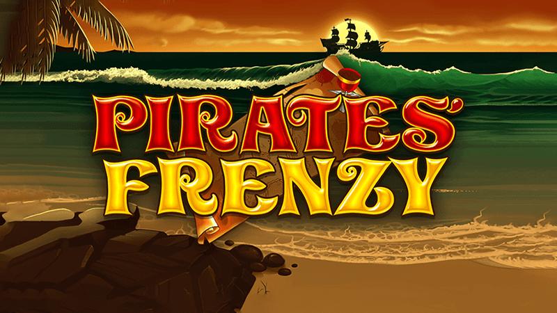 Blueprint annonce la nouvelle machine à sous Pirates' Frenzy