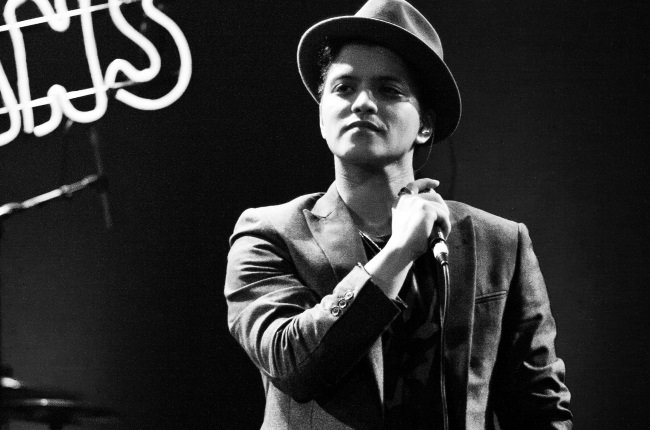Bruno Mars Pledges $1M To MGM Fund