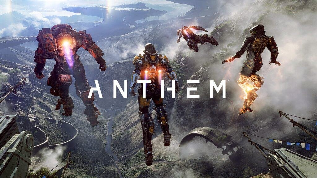 EA's Bioware To Completely Redesign Anthem