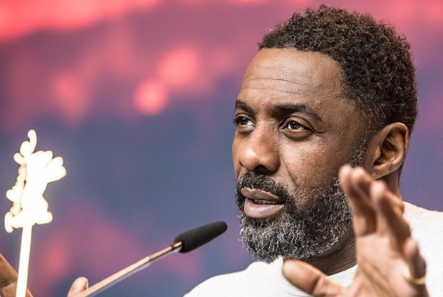 Idris Elba Tests Positive for Covid-19