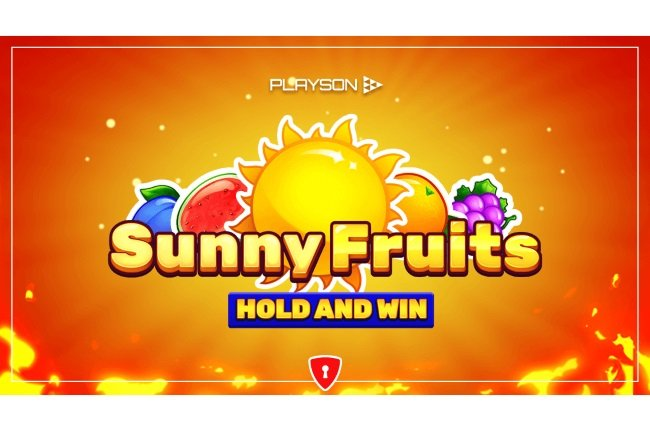 Playson Releases Sunny Fruits Online Slot