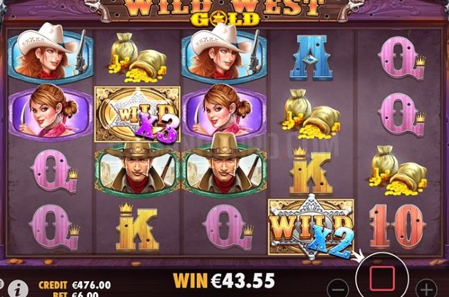 Pragmatic Play Unveils Wild West Gold Slot