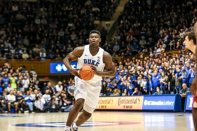 It's Zion Williamson's Time To Shine