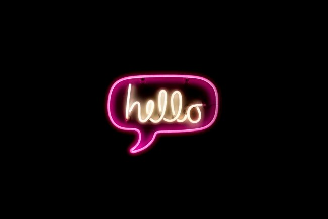 "Why A Simple ""Hello"" Can Change The World"