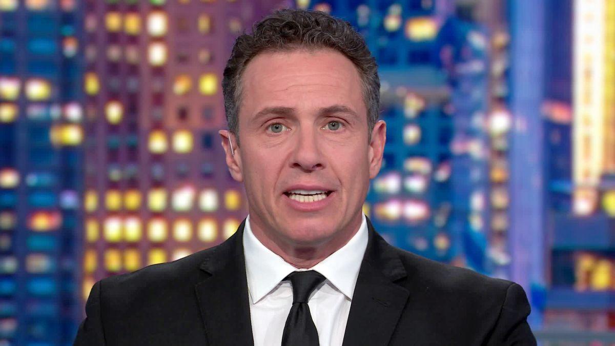 CNN Anchor Chris Cuomo Is Covid-19 Positive