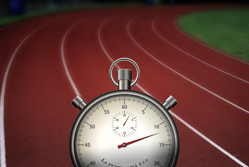 Seccafien's Tokyo Training on Track