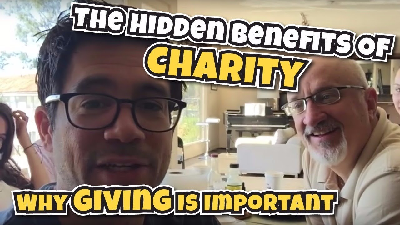 Hidden Benefits of Charity
