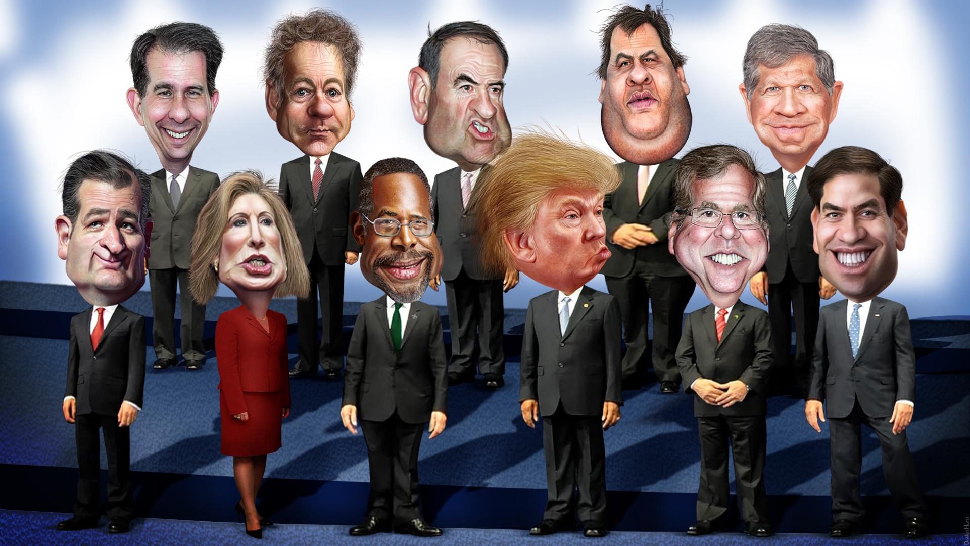 American Presidential Race