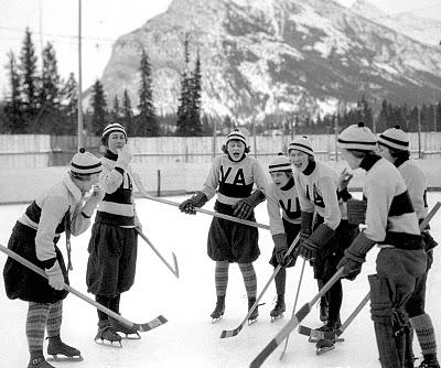Ballyhooing Canada's Athletes