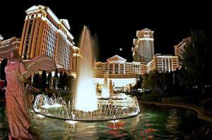 Las Vegas Fountain