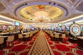 Inside a Typical Casino