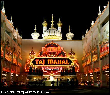 Taj Mahal Atlantic City