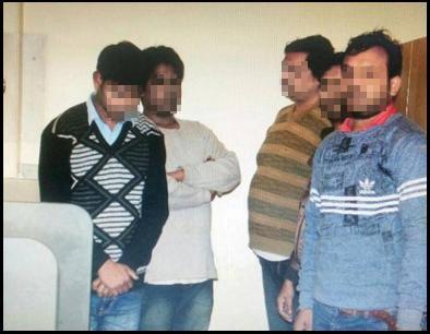 Arrested New Delhi Casino Patrons