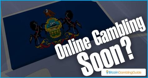 pennsylvania online gambling soon