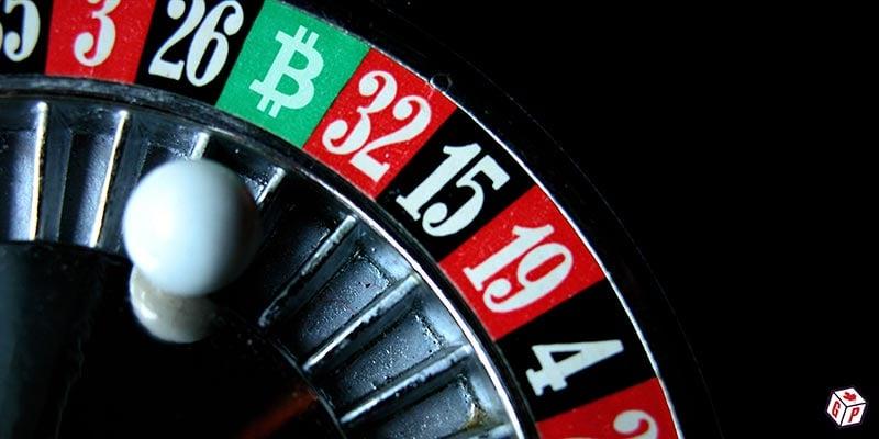 Link between gambling, Bitcoin and Blockchain