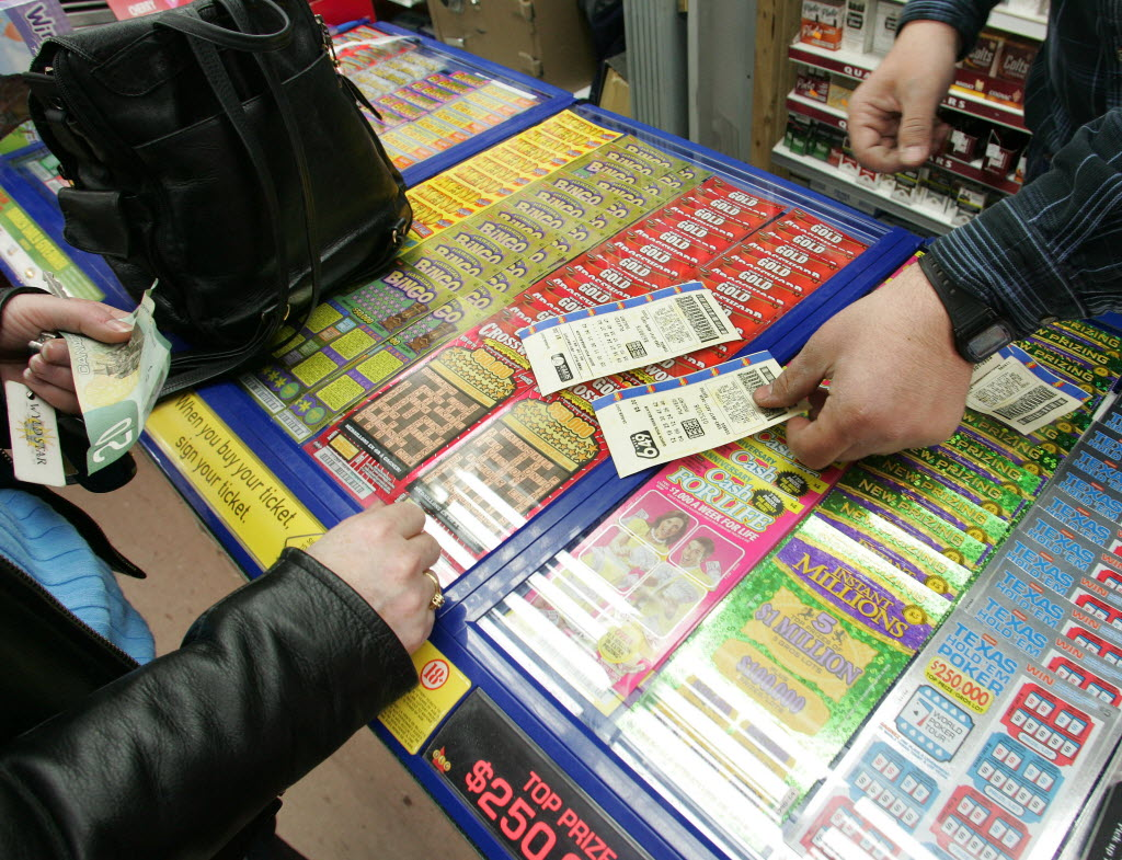Canadian Lottery Vendor