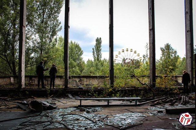Chernobyl Holiday Package