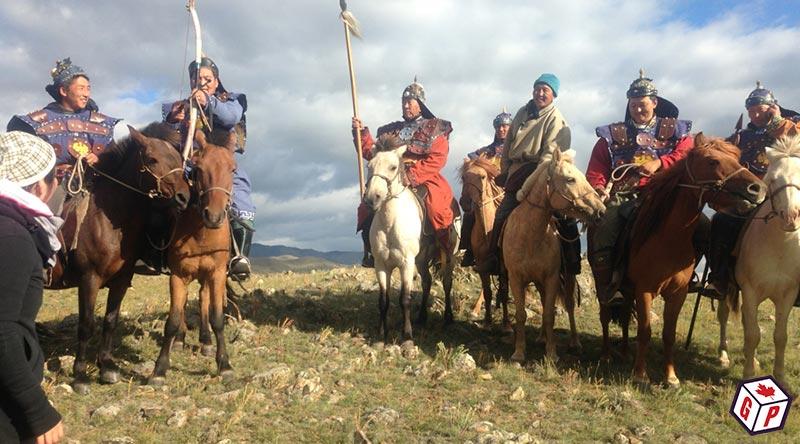 Genghis Khan warrior tour holidays