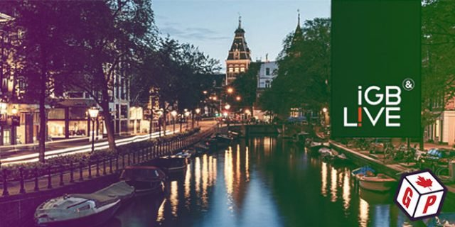 iGB Live 2018 hosted in Amsterdam
