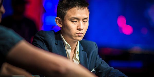 Ben Yu gives advice on poker tournaments