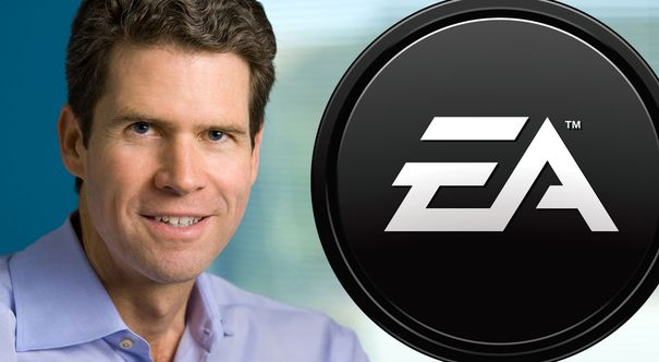 CFO for EA Games, Blake Jorgenson