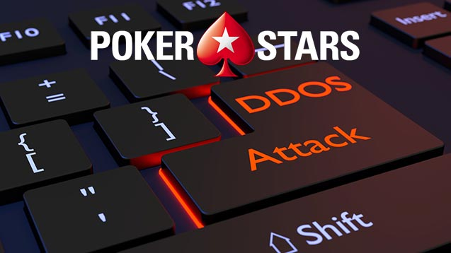 PokerStars gives free rolls after DDoS attack