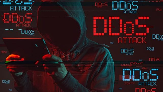 DDoS attack on top gaming sites