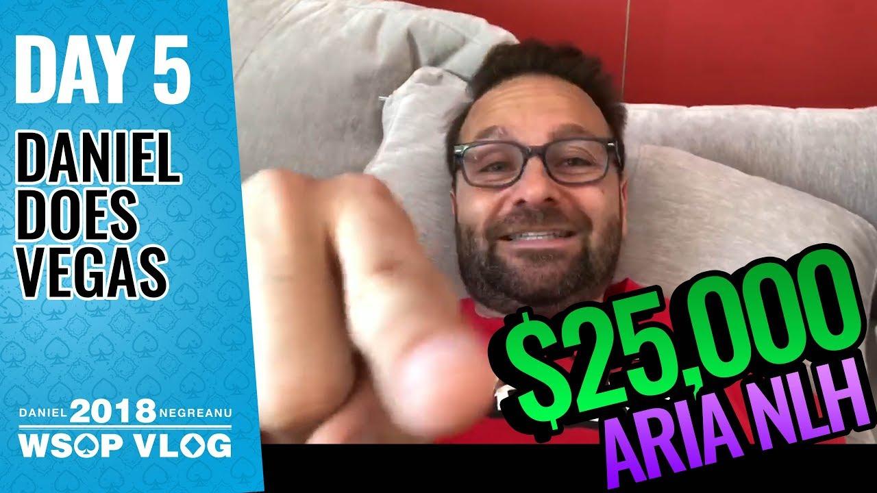 Daniel Negreanu's ever popular vlog