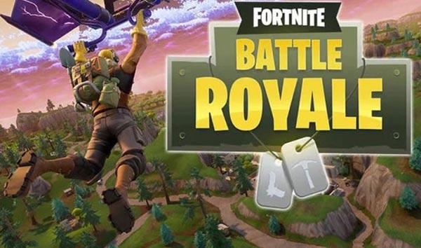 Popular multiplayer game, Fortnite Battle Royale