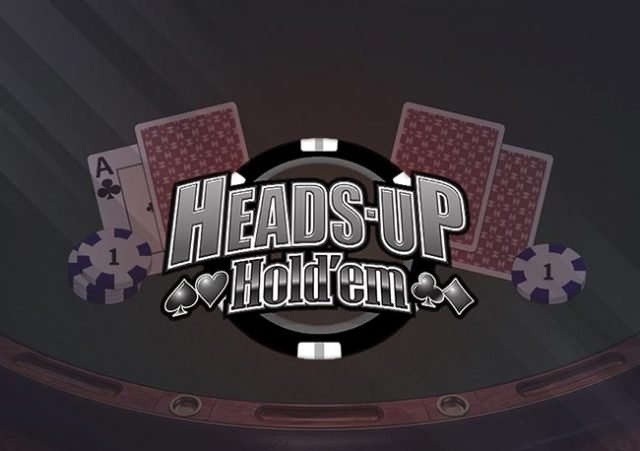 Playtech's new poker client, Heads-up Hold'em