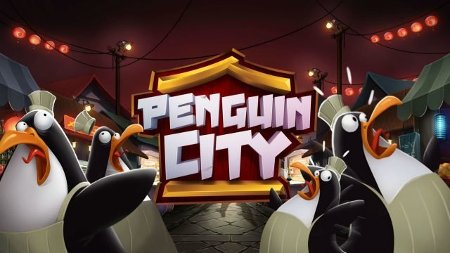 New Penguin City Slots