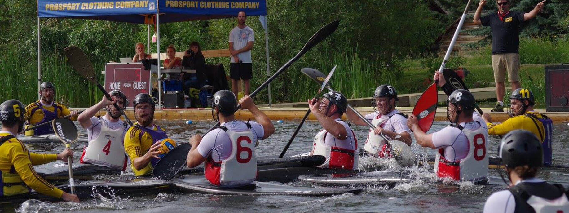 Polo Canoe