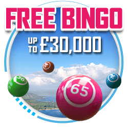 Ted Bingo offer