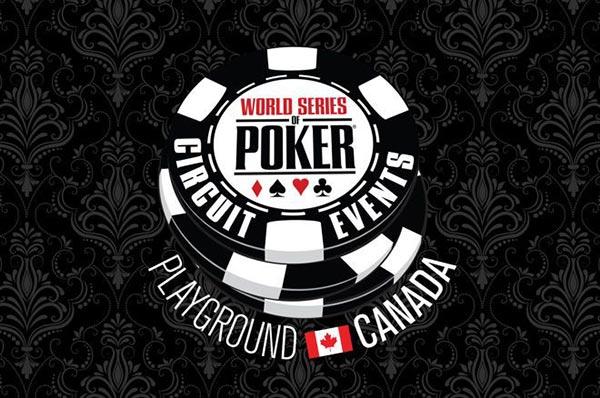 World Series of Poker - Playground Canada