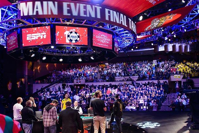 WSOP ESPN Poker Central