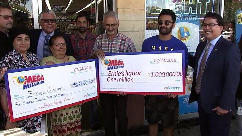 Wells Fargo winners