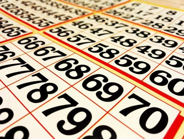 Bingo numbers