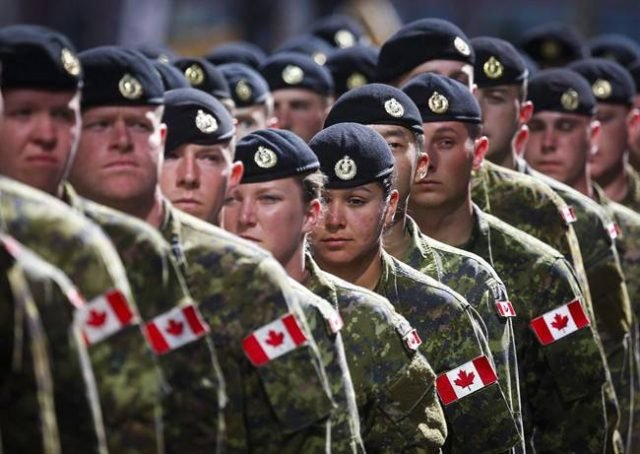 Mali's Canadian Armed forces are using Bingo to relax