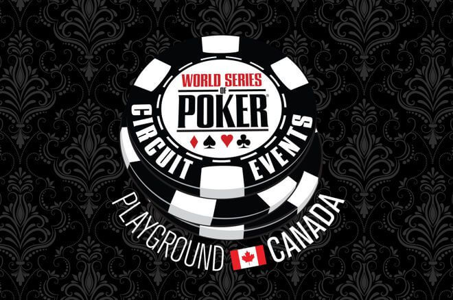 WSOP-C coming to Canada