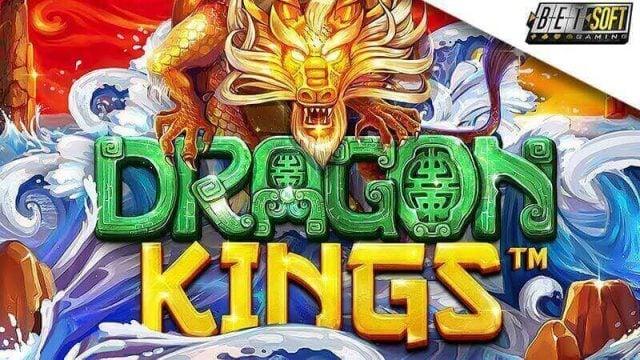 Betsoft Gaming's new slot game, Dragon Kings