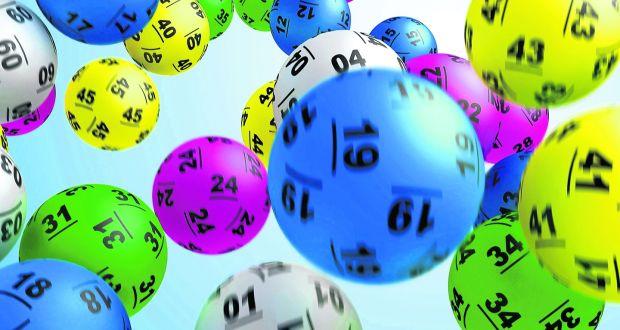Many winning lotto jackpots