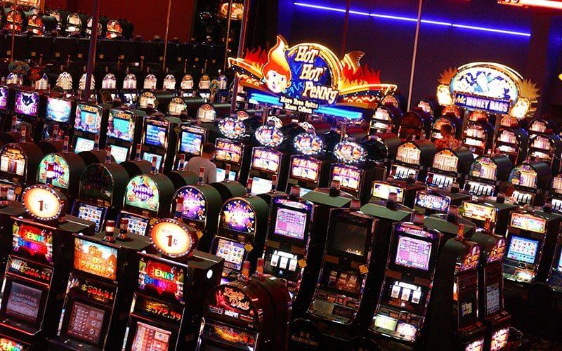 Las Vegas machines
