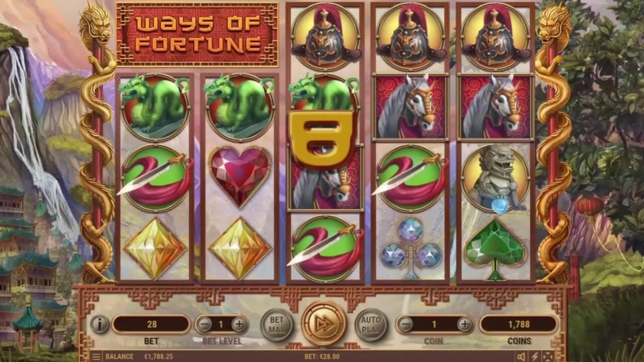 Ways of Fortune screenshot