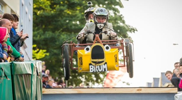 Microgaming's Iconic Soapbox Race is Back