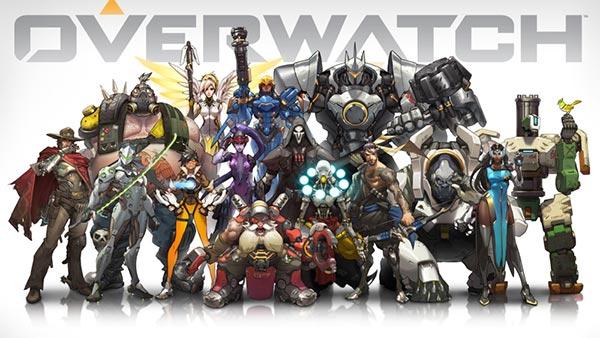 Overwatch is popular in eSports