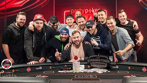 WSOP Competition
