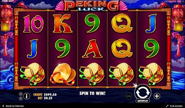 Peking Luck screenshot