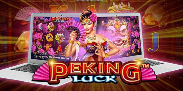 Pragmatic Play's new slot, Peking Luck